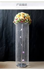 Metal Vases For Centerpieces by Plant Stand Wedding Flower Stands For Aisles Metal Weddings