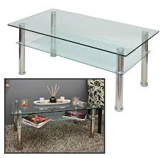 wohnzimmer glastisch de glastisch 110 x 60 cm wohnzimmertisch couchtisch aus
