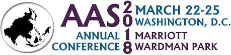association for asian studies u003e conferences u003e aas annual