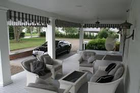 Front Porch Awning Haddad Estate With Window Awnings And Poolside Cabana With