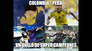 Memes De Peru Vs Colombia - per禳 vs colombia los mejores memes tras el pase de la bicolor