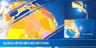global news ident broadcast pack by pulsarus videohive
