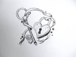 Locket Tattoo Ideas Heart Lock And Key Flash By Laurie X Deviantart Com Tattoo