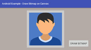 android bitmap android how to draw a bitmap on a canvas