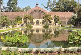 Balboa Park Botanical Gardens by Bcx News Botanical Building Balboa Park