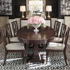 Dining Room Tables For 12 by Best 25 Oval Dining Tables Ideas On Pinterest Oval Kitchen