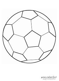 soccer ball coloring page soccer ball coloring page sports