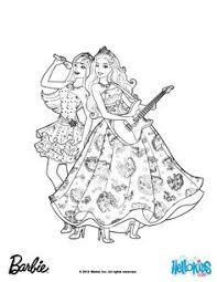 keira fans barbie coloring barbie princess