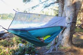 solo missions off the ground backpacking with the hammock house