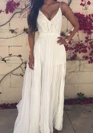 dress white summer white dress dress with blondes lace zaful