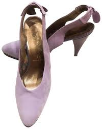 light purple suede pumps light lilac and purple pumps size us 7 5 regular m b tradesy