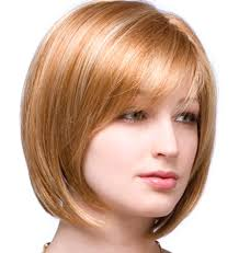 rounded layer haircuts 14 best short haircuts for women with round faces