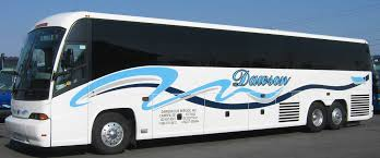 Wyoming travel buses images Dawson bus service inc quot go on a trip with the very best quot jpg