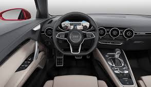 audi touchpad 2014 audi tt sportback revealed the about cars