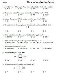 free worksheets place value worksheets grade 6 pdf free math