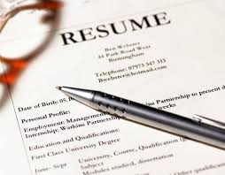 How To Write A Good Resume For A Job High Resume Template