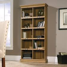 Sauder Library Bookcase by Barrister Lane Tall Bookcase 414725 Sauder