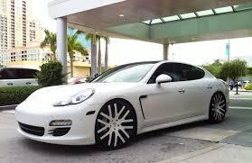 porsche forgiato white porsche panamera custom white rims exotic cars on the
