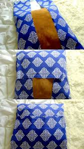 Sofa Cushion Slipcovers Best 25 No Sew Pillows Ideas On Pinterest No Sew Pillow Covers