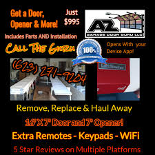replace spring on garage door garage door repair paradise valley az arizona guru garage
