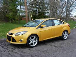 review 2012 ford focus titanium