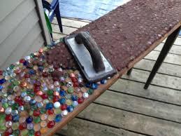 tile table top design ideas junk mail gems diy marble mosaic table top tierra este 29221