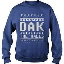 dak halls christmas shirt