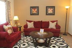 living room red couch bold red couches what a statement redcouch statementcolor