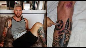lionel messi u0027s new tattoos youtube