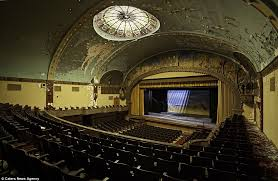 most beautiful theaters in the usa abandoned america photographer captures haunting images of