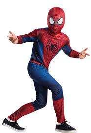 spiderman mask halloween amazon com the amazing spider man 2 spider man value costume