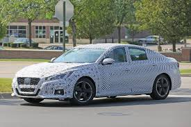 nissan altima coupe europe spyshots 2019 nissan altima shows interior model targets the