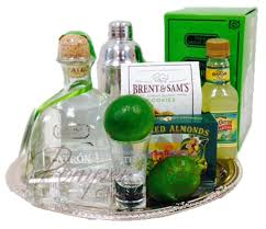 margarita gift set shashashake it up margarita gift basket by pompei baskets