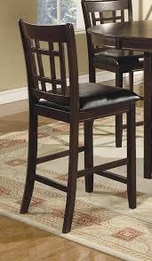 wood and metal bar stools with backs counter height swivel chairs