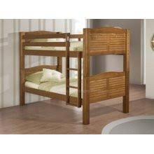 Linon Bunk Bed Linon Bunk Bed With Shutter Honey Pecan 90066nn50 A Kd The