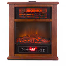 della portable electric 4 element infrared stove fireplace