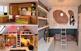 chambre enfant espace 32 idées afin d optimiser l espace d une chambre d enfant