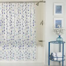 Vinyl Shower Curtains Vinyl Shower Curtains For Bed Bath Jcpenney