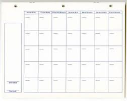 make your own calendar template techwalla com