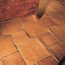 terracotta floor tiles color cabinet hardware room warm and