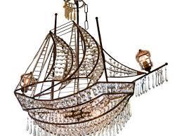 Crystal Ship Chandelier Crystal Ship Chandelier Home Design Ideas