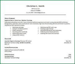 Rn Resume Samples by 5 Registered Nurse Resumes Applicationsformat Info