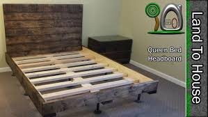 Free Plans To Build A Queen Size Platform Bed by Bed Frames Diy Queen Bed Frame Platform Bed Frame Plans How To