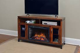 Fireplace Stores In New Jersey by Harper Infrared Electric Fireplace Entertainment Center In Birch