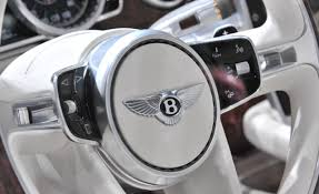 bentley steering wheels bentley exp 9f why but hey if you have the why not trick off