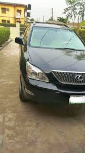 used lexus rx 350 in nigeria clean nigerian used lexus 2007 rx350 2 350m only autos nigeria
