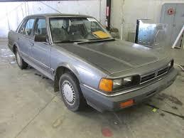 1985 honda accord 1985 honda accord sei photos salvage car auction copart usa