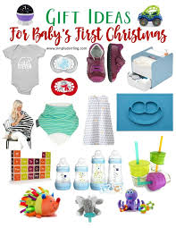 super holiday gift guide baby u0027s first christmas simply darr ling