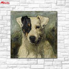 afghan hound attack compare prices on hound paintings online shopping buy low price