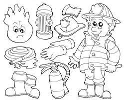 preschool fire safety fire safety firemen sparky